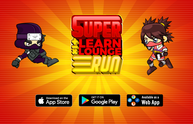 SuperMath Run Promo